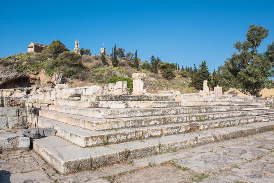 Elefsina Dimitra's Sanctuary Athens Voice Guides