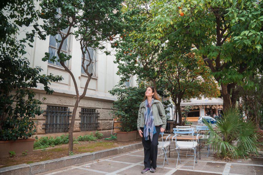 Athens Walking Tours Centre Syntagma Old Parliament Secret Spots