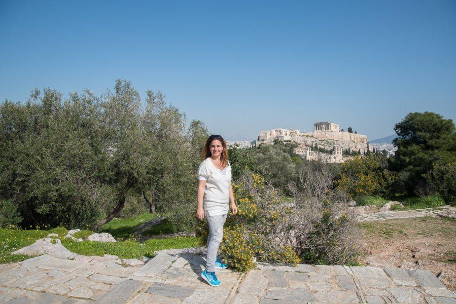 Acropolis Hill of Athens Walking Tours Athens Voice Guides