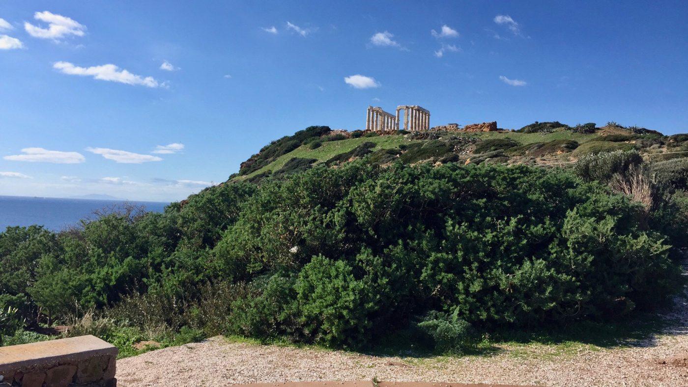 Sounio Temple of Poseidon Aegean Sea Athens Voice Guides