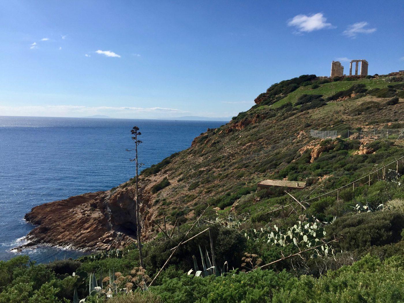 Sounio Lavrio Temple of Poseidon Athens Voice Guides