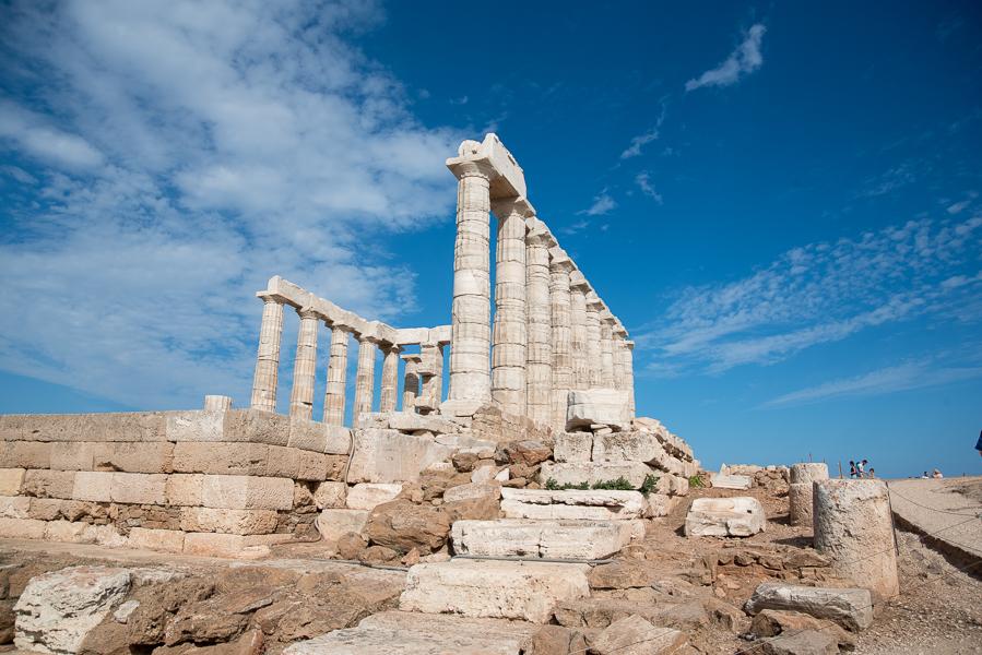 Sounio Temple of Poseidon Athens Voice Guides Day tour
