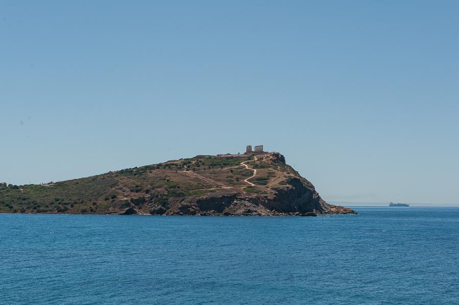 Sounio Aegean Sea Temple of Poseidon Athens Voice Guides